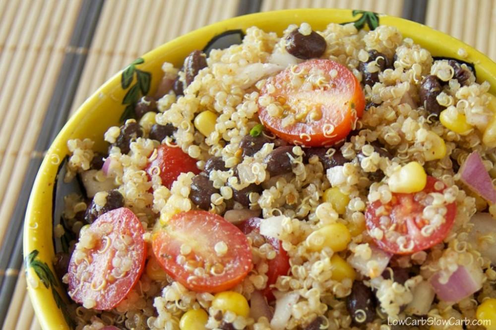 quinoa-black-bean